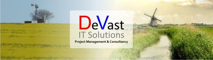 De Vast IT Logo